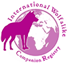 International Wolfalike Companion Registry Logo